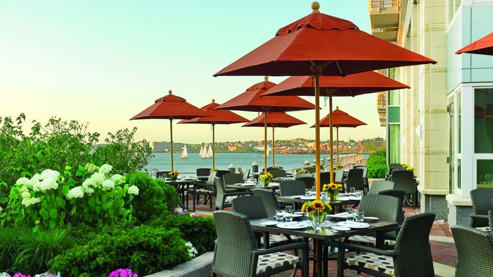 Battery Wharf Hotel — Boston, United States