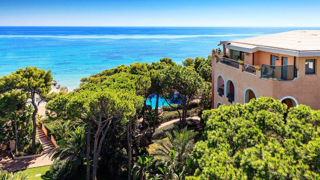 Il Castello, Forte Village Resort, Santa Margherita di ...
