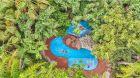 Acquaforte pools aerial