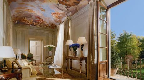 Four Seasons Hotel Firenze - Florence, Italy