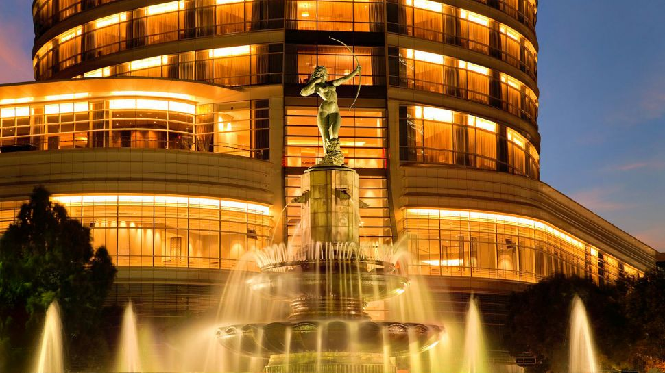 Luxury hotels in mexico city kiwi collection for Most expensive hotel in america