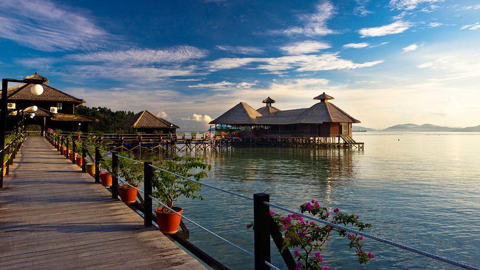 Gayana Eco Resort - Kota Kinabalu, Malaysia