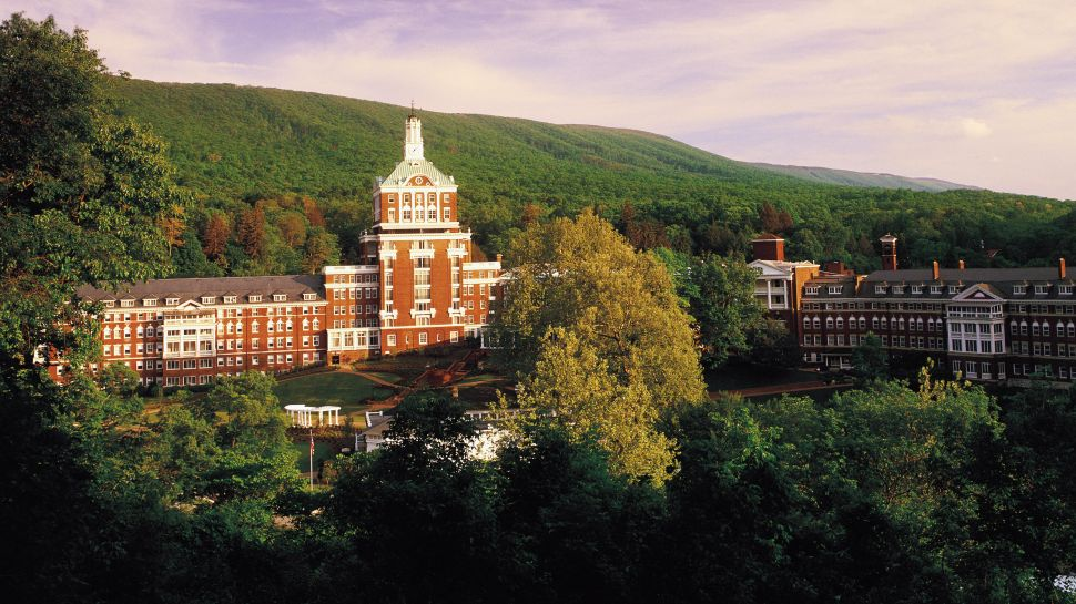 The Omni Homestead Resort - Hot Springs, United States