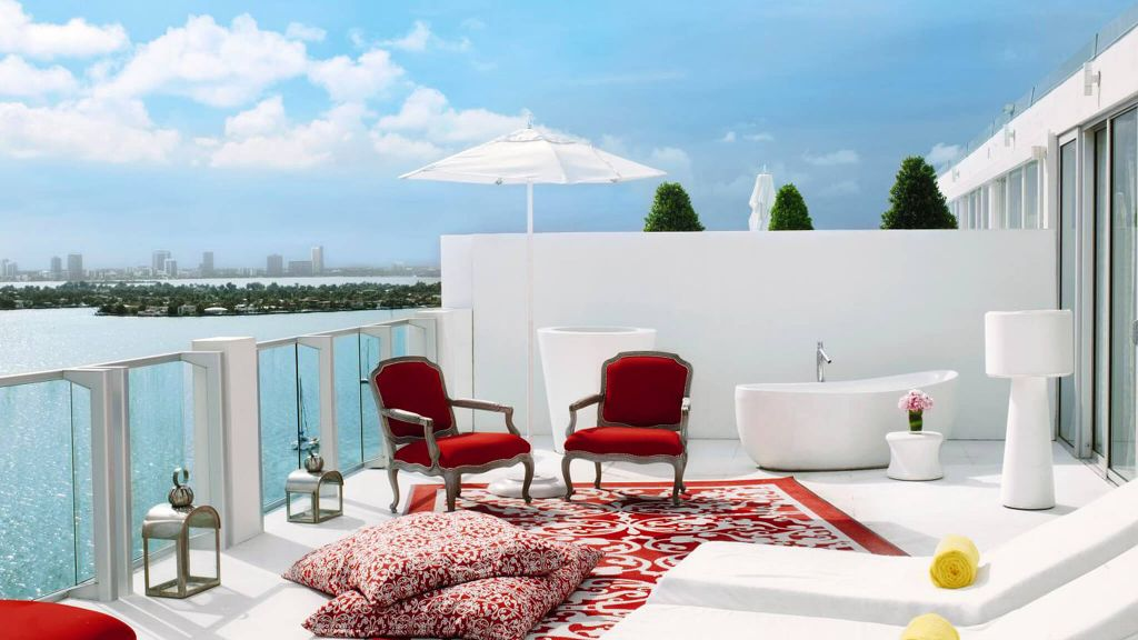 Mondrian South Beach - Miami Beach, United States