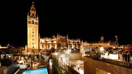 EME catedral hotel - Seville, Spain