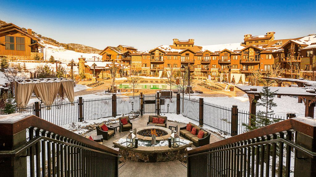 Waldorf Astoria Park City Utah United States