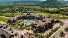 Aerial of  Waldorf  Astoria  Park  City