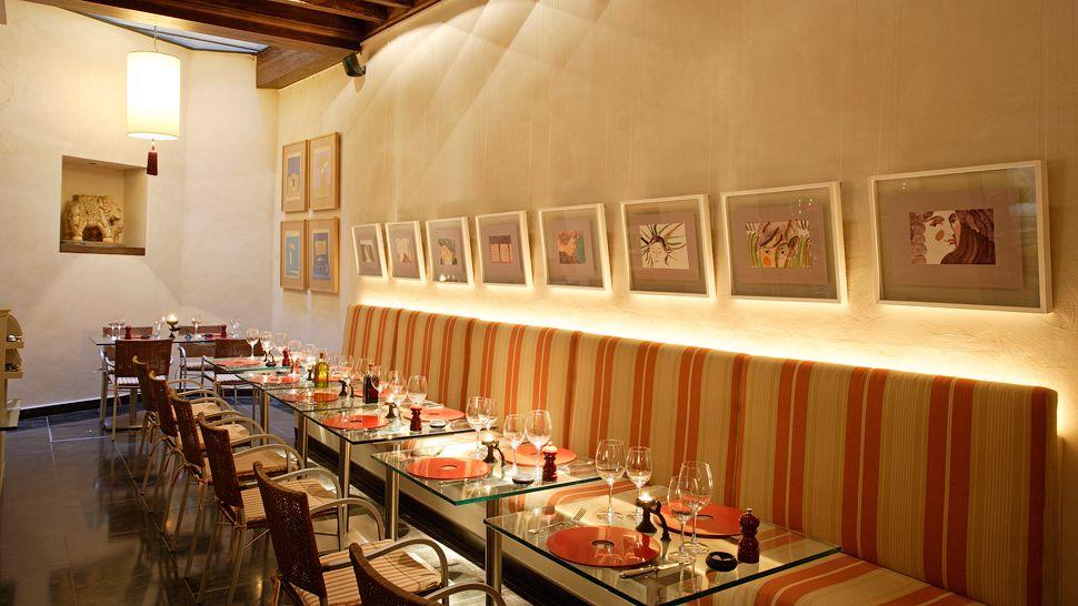 Best Restaurant Booth Design Ideas Contemporary - Decorating ...