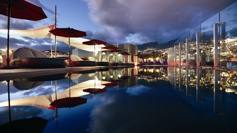 The vine hotel madeira portugal for Porto design hotel
