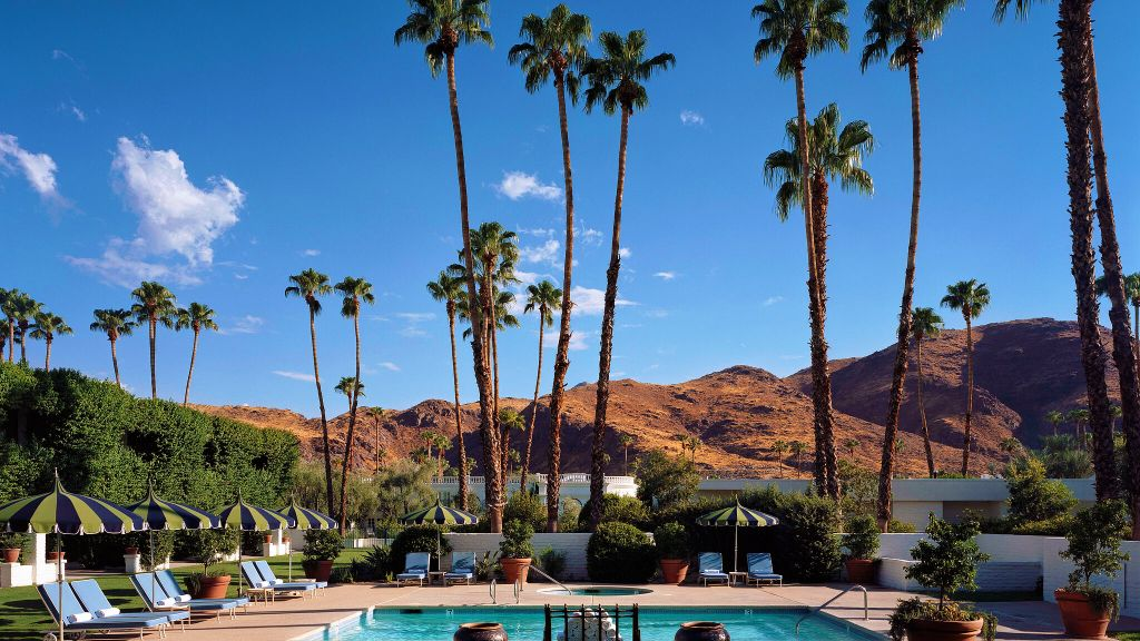 Parker Palm Springs Palm Springs California