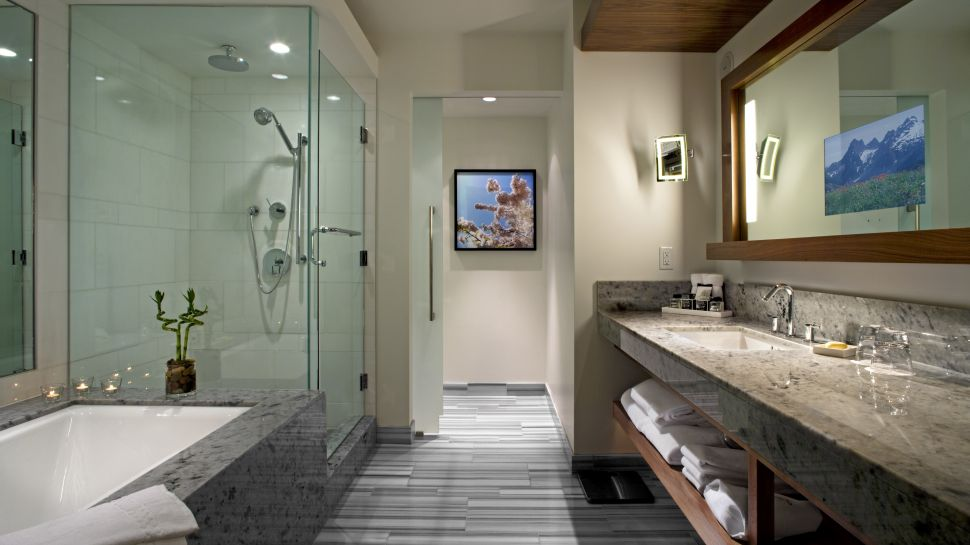 Wow 200 Stylish Modern Bathroom Ideas Remodel Decor: Fairmont Pacific Rim, British Columbia, Canada