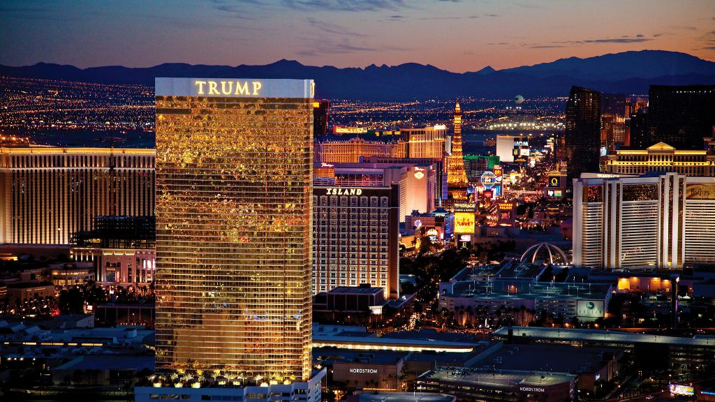 Trump International Hotel Las Vegas — Las Vegas, United States