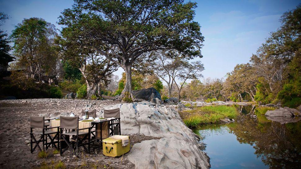 Banjaar Tola — Panna National Park, India