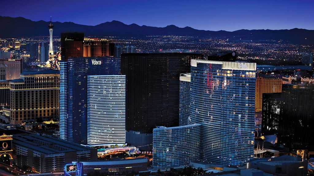 Vdara Hotel And Spa Las Vegas Strip