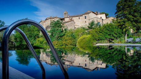 Castel Monastero - Siena, Italy