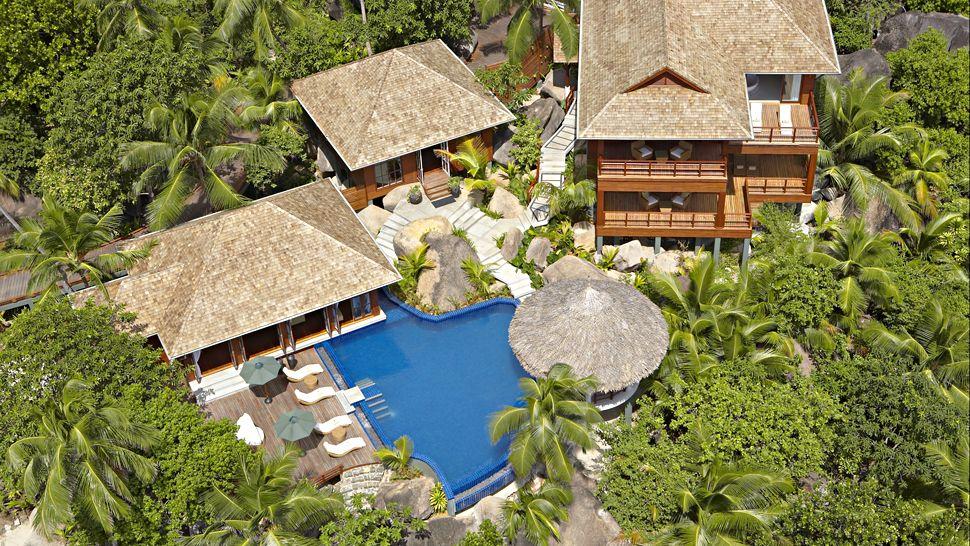 Hilton Seychelles Labriz Resort & Spa — Mahé, Seychelles