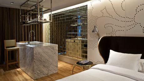 Witt Istanbul Suites - Istanbul, Turkey