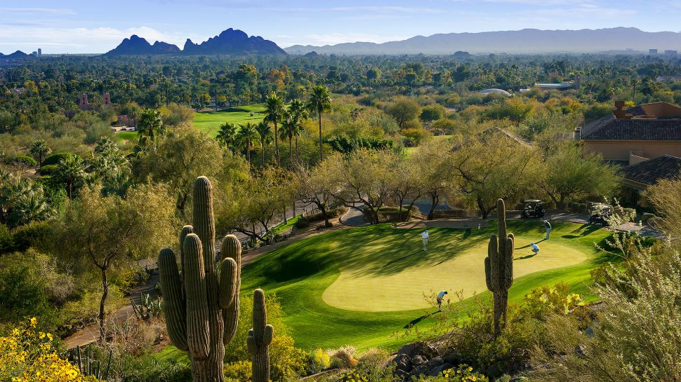 The Canyon Suites at The Phoenician — Scottsdale, United States