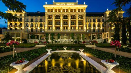 Kempinski Palace Portorož - Portorož, Slovenia