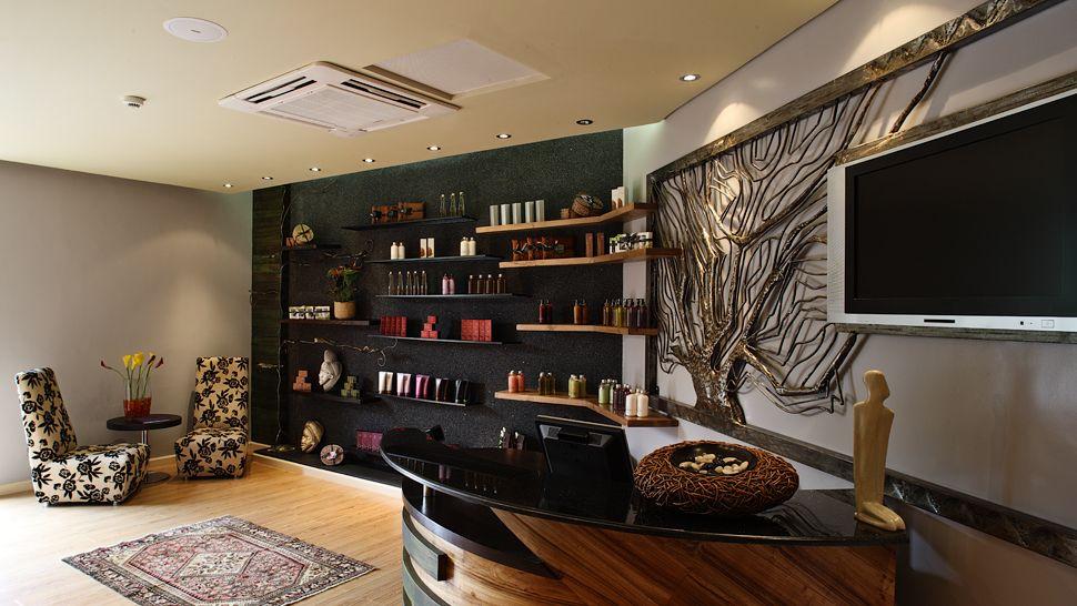 Beautiful Spa Reception Area Design Ideas Gallery - Interior Design ...