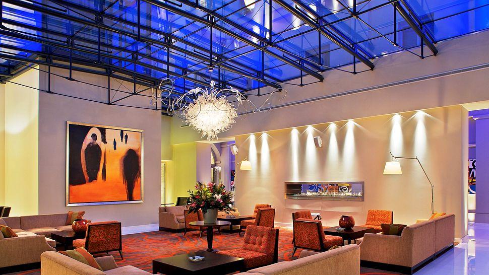 The Mark Luxury Hotel Prague — Prague, Czech Republic