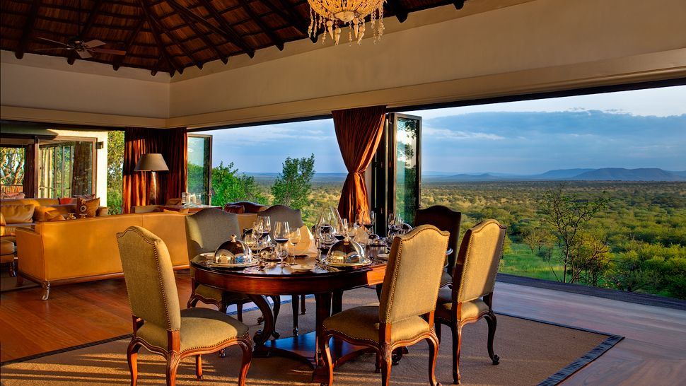 Four Seasons Safari Lodge Serengeti Serengeti Tanzania