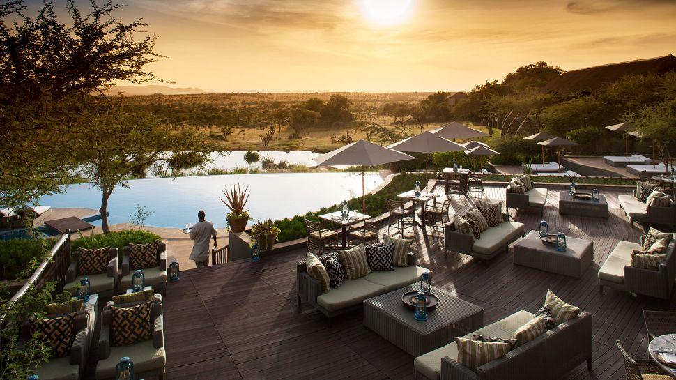 Four Seasons Safari Lodge Serengeti Serengeti Tanzania