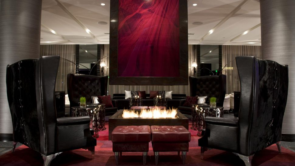 Paul harris of dirty vegas visits the living room bar at w for W living room bar nyc