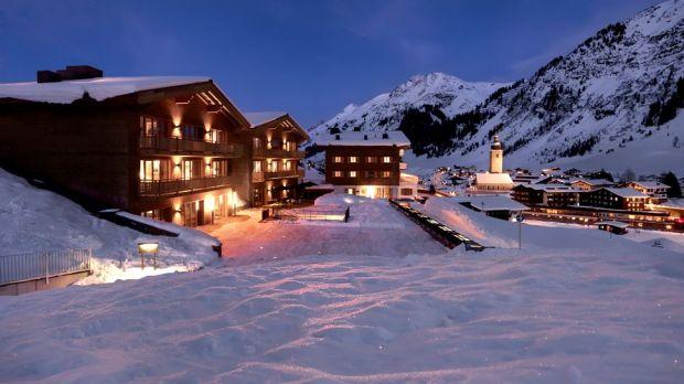Aurelio Lech — Lech - Arlberg, Austria