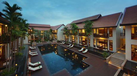 Anantara Angkor Resort & Spa - Siem Reap, Cambodia