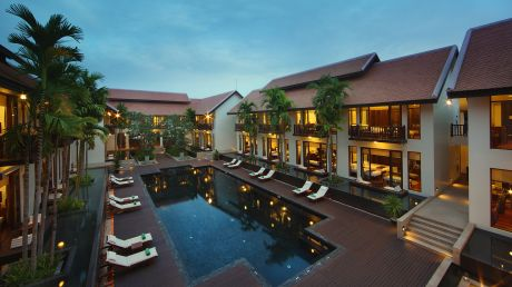 Anantara Angkor Resort - Siem Reap, Cambodia