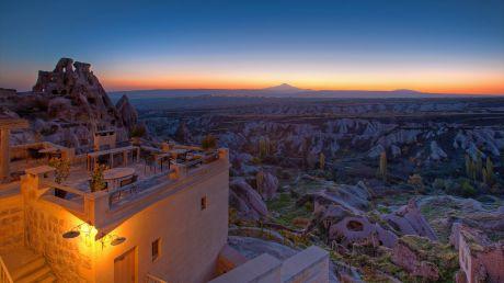 Argos in Cappadocia - Nevsehir, Turkey