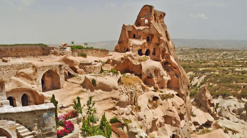 Argos in Cappadocia — Nevsehir, Turkey