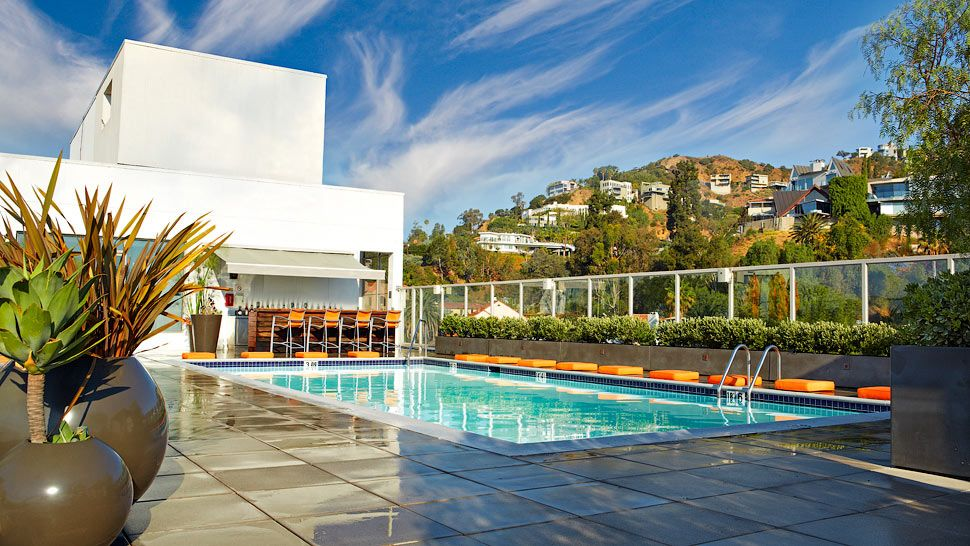 Andaz west hollywood greater los angeles california for Pooch hotel west los angeles