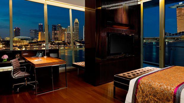 The Fullerton Bay Hotel — Singapore, Singapore