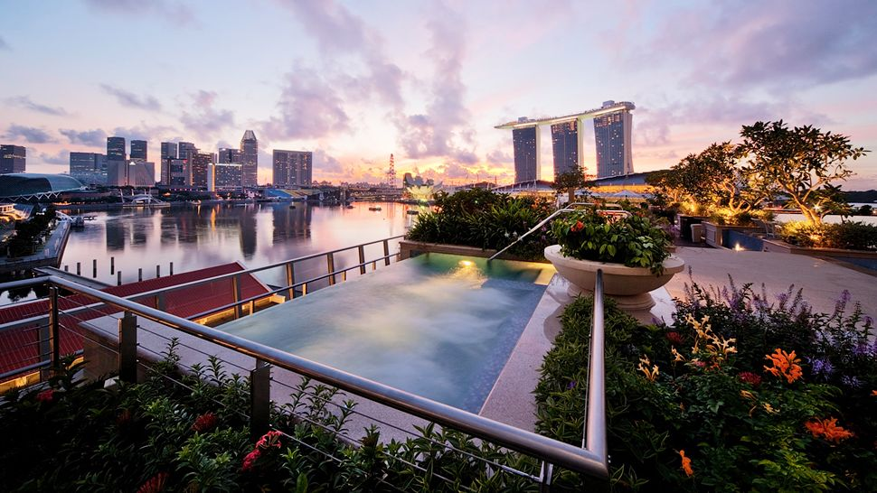 The Fullerton Bay Hotel — Singapore, Singapore