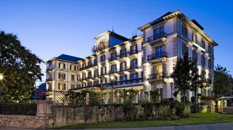 Grand Hotel Du Lac - Vevey, Switzerland