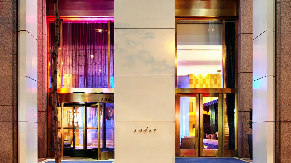 Andaz Wall Street — New York City, United States