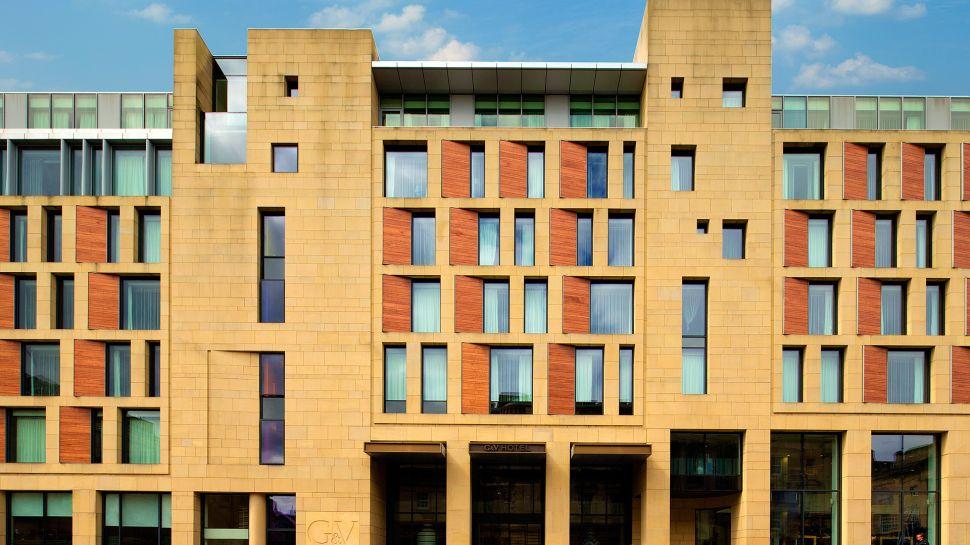 G&V Royal Mile Hotel Edinburgh — Edinburgh, United Kingdom