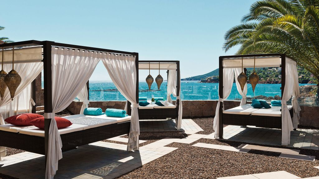 Tiara Miramar Beach Hotel & Spa, Côte d'Azur, Provence-Alpes