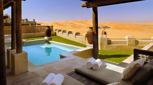 Anantara Qasr al Sarab Desert Resort — Abu Dhabi, United Arab Emirates