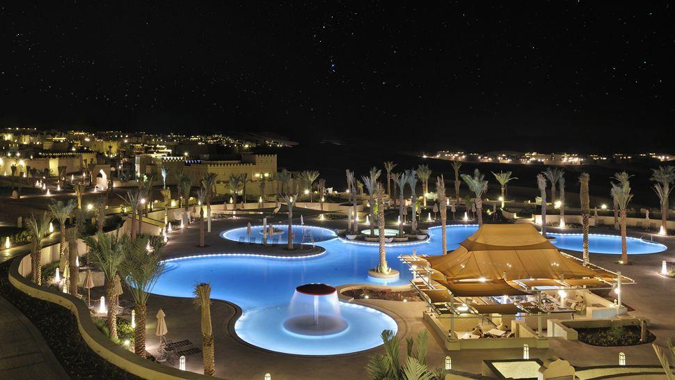 Anantara Qasr Al Sarab Desert Resort Abu Dhabi United Arab Emirates