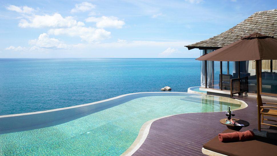 Silavadee pool spa resort surat thani thailand for Design hotel koh samui