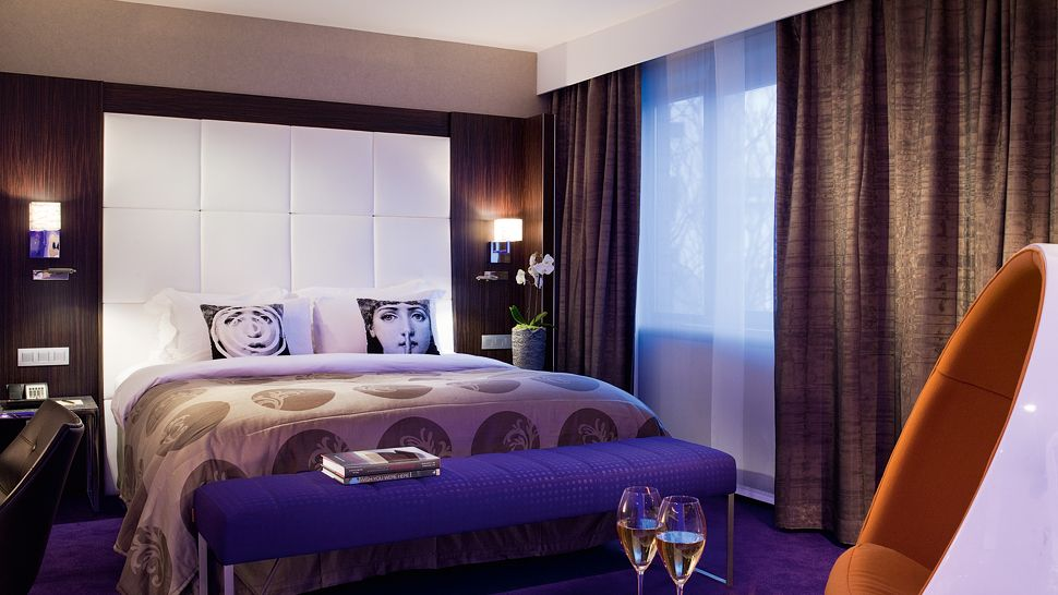 Sofitel Brussels Le Louise — City of Brussels, Belgium