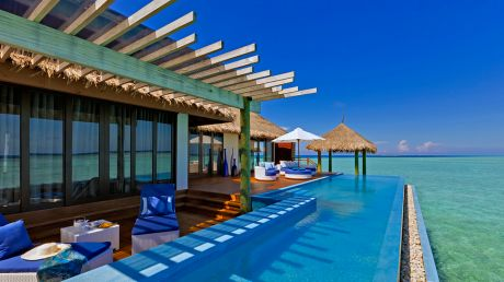 Best Hotels Pool Deck : Maldivas Luxury Hotels and Resorts  Visa Luxury Hotel Collection