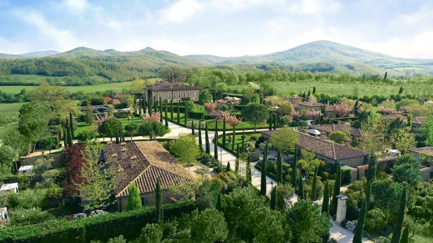 Borgo Santo Pietro, Best Foodie Holidays in Italy