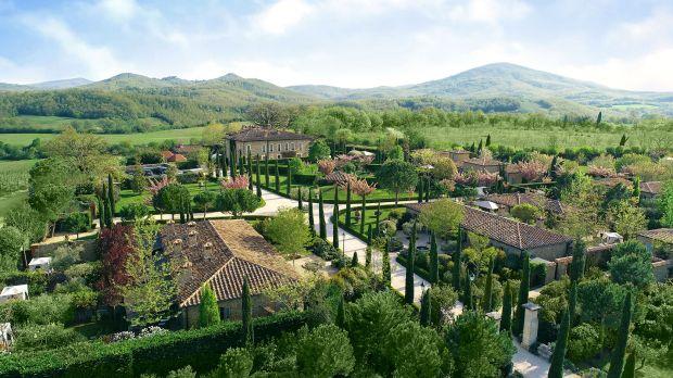 Best Gourmet Getaway: Borgo Santo Pietro