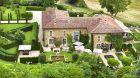 Borgo Santo Pietro borgo villa aerial