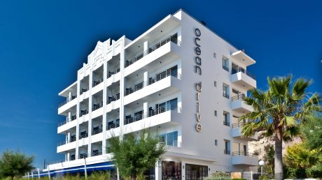 Hotel Ocean Drive - Ibiza, Spain