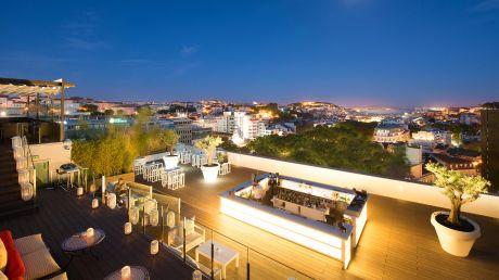 Tivoli Lisboa - Lisbon, Portugal